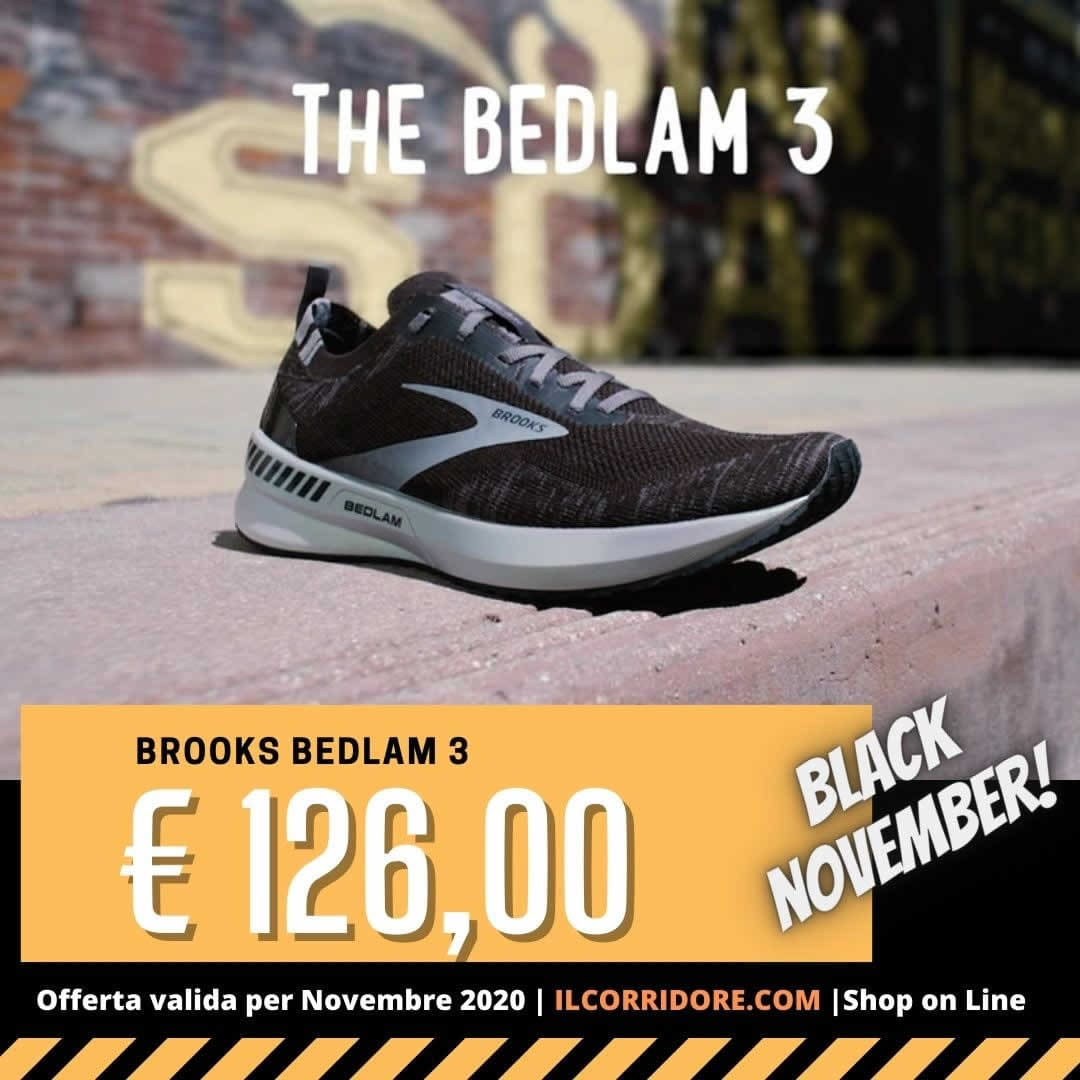 BEDLAM 3 BROOKS